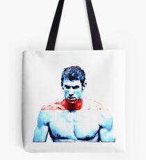 Michael Phelps 2 - Stolz der USA Tote Bag