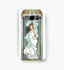 Donna Noble ArtNerdveau Samsung Galaxy Case/Skin