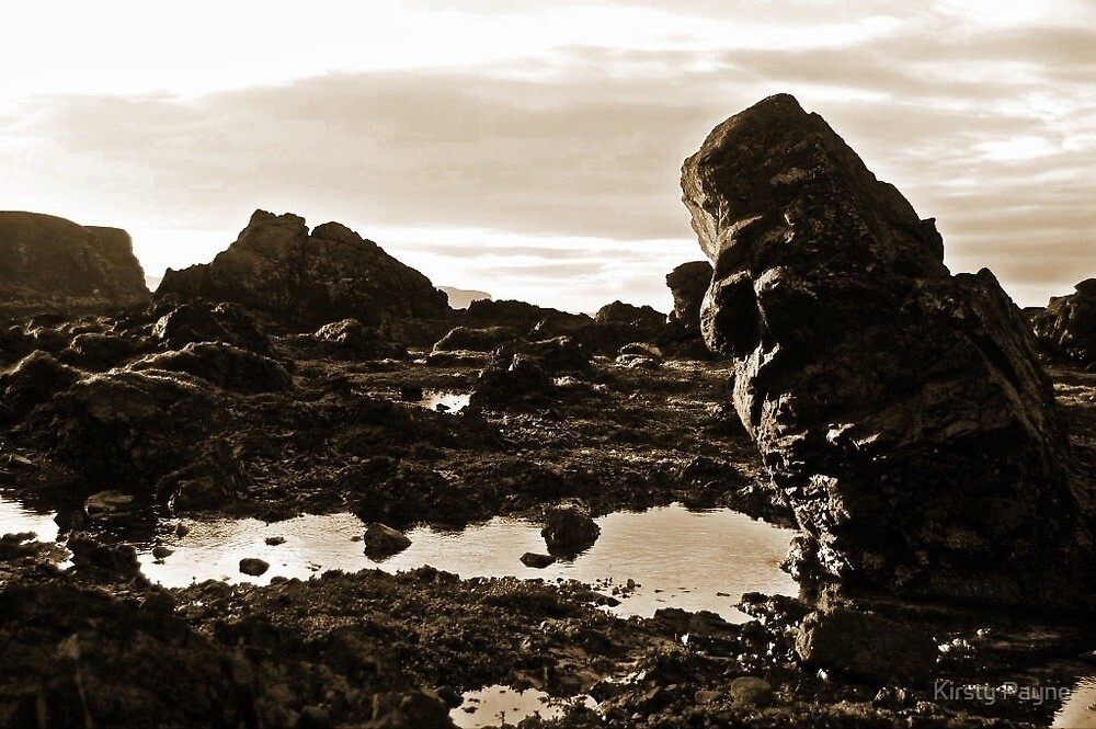 The Old Man of the Rocks by Kirsty Payne