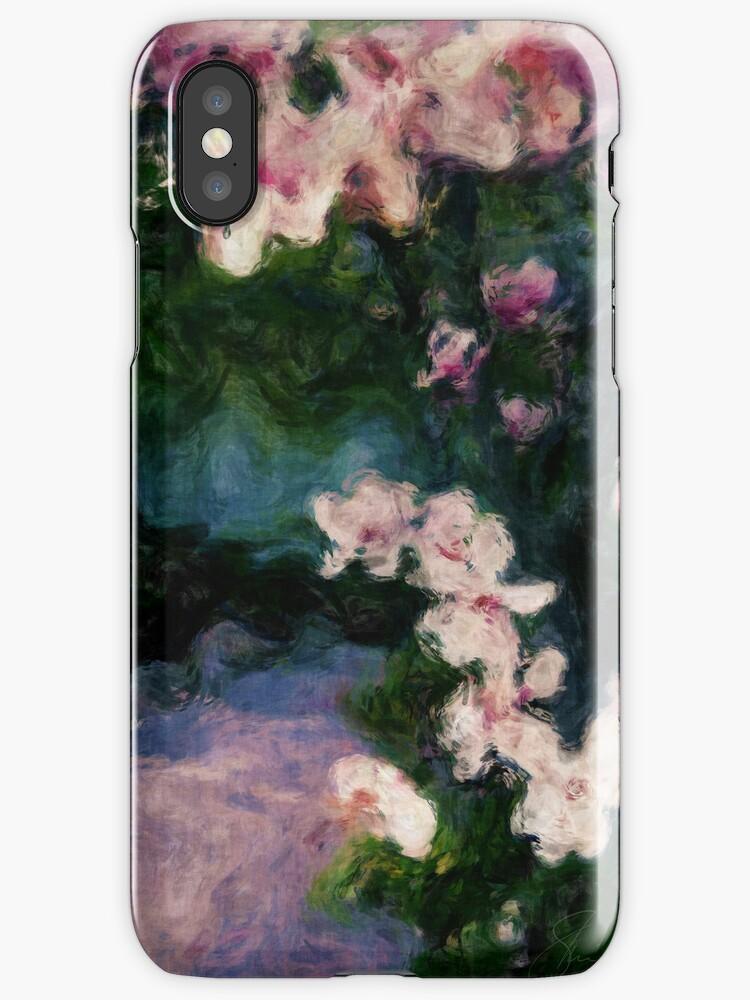 blossom path for iphone by Sherri Lasko