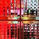 Neon Tiles by kalikristine