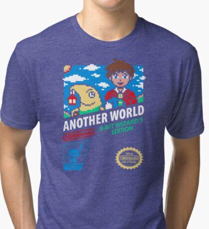 ANOTHER WORLD Tri-blend T-Shirt