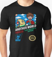 ANOTHER WORLD Slim Fit T-Shirt