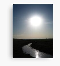River Ribble Canvas Print