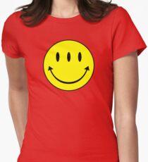 Transmetropolitan logo Women's Fitted T-Shirt
