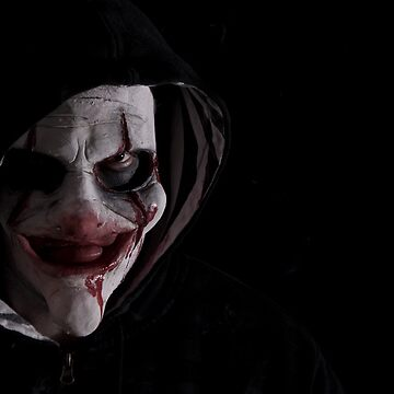 Clown 3 by Chavy-Voodoo