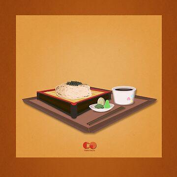 Saru ramen by Centtaro (^∇^) by centtaro