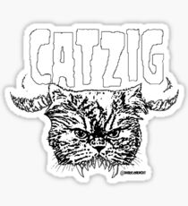 catzig Sticker
