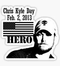 Chris Kyle RIP v2 Sticker