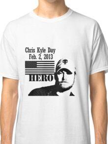 Chris Kyle RIP v2 Classic T-Shirt