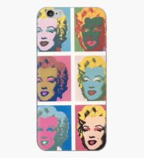 Marilyn Monroe by Andy Warhol iPhone Case