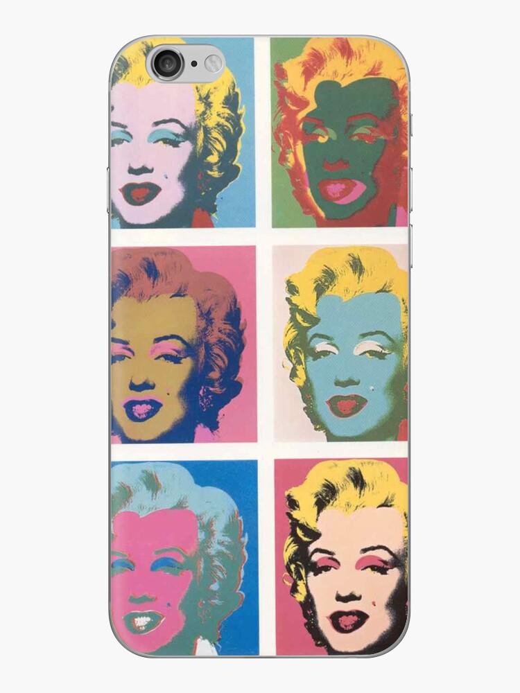 Marilyn Monroe by Andy Warhol von kalikristine