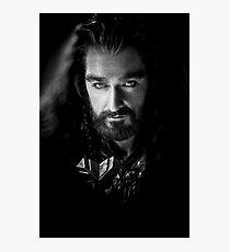 Richard Armitage as Thorin Oakenshield Photographic Print