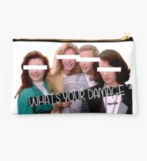 What's your damage Heather? Studio Pouch