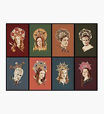 The Saints of Sunnydale Photographic Print