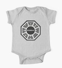 LOST: Dharma Logo Kids Clothes