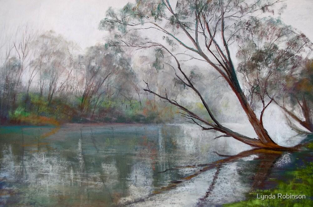 Winter on the Goulburn by Lynda Robinson