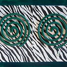 Tiger Eyes #1 by Sue O'Malley