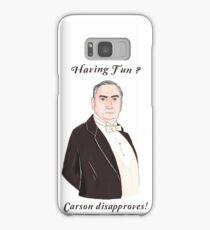 Carson Disapproves!  Samsung Galaxy Case/Skin
