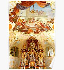 Chapel of Grace Poster