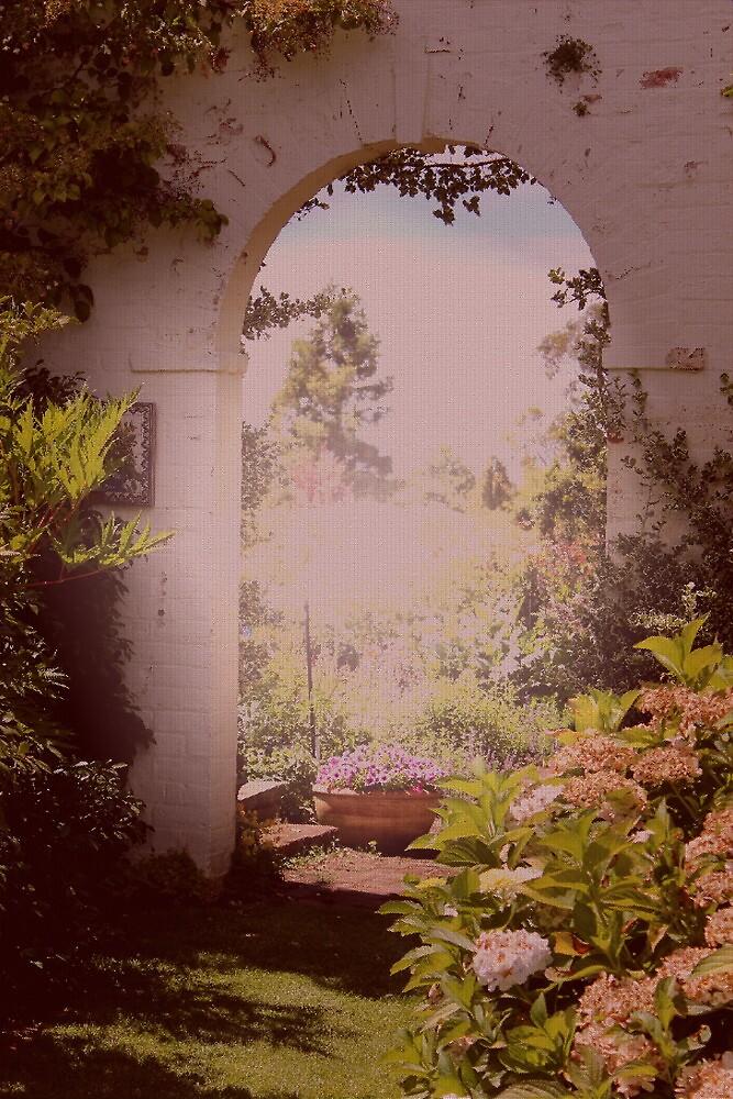 Brickenden Estate - garden arch by gaylene