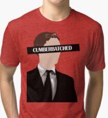 Cumberbatched Tri-blend T-Shirt