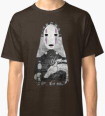 No Face Bathhouse  Classic T-Shirt