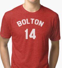 High School Musical: Bolton Jersey Tri-blend T-Shirt
