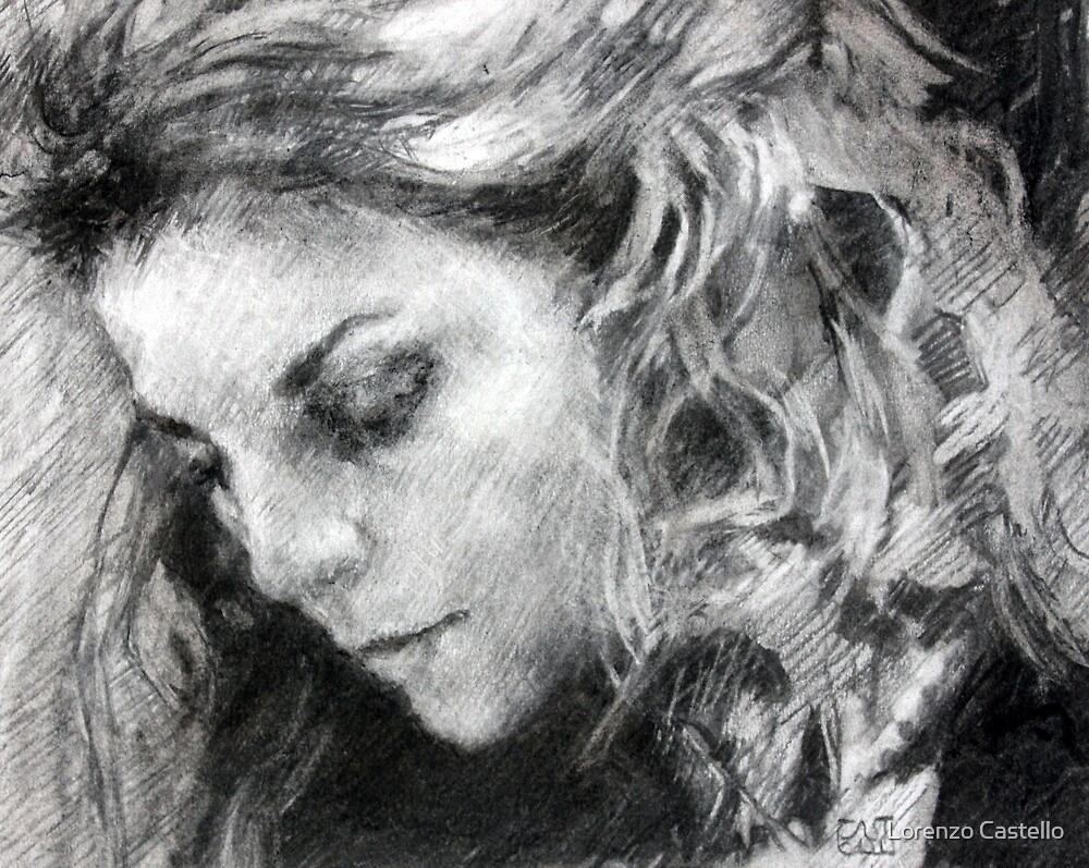 My Mom by Lorenzo Castello