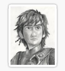Hiccup Sticker