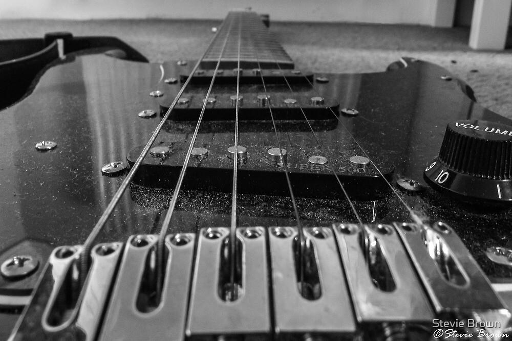 Dusty Guitar by Stevie B
