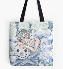 Winter Sprite Tote Bag
