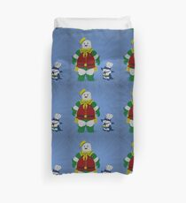 Twins Cosplay Duvet Cover