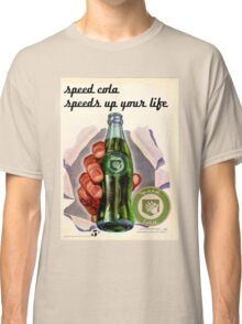 speed-cola Classic T-Shirt