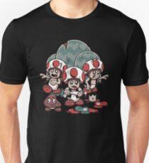Tragic Mushrooms Unisex T-Shirt
