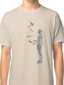 Tshirt - Juggling Typology  Classic T-Shirt