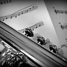 Flugel Music by kelly-m-wall