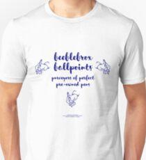 Beeblebrox Ballpoints Unisex T-Shirt