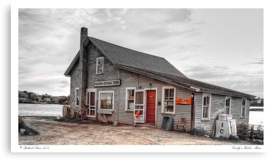 Cundy's Harbor, Maine by Richard Bean
