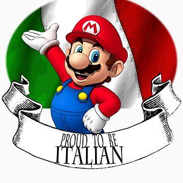 Proud to be Italian by ajpopo