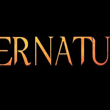Supernatural Logo  by stormthief19