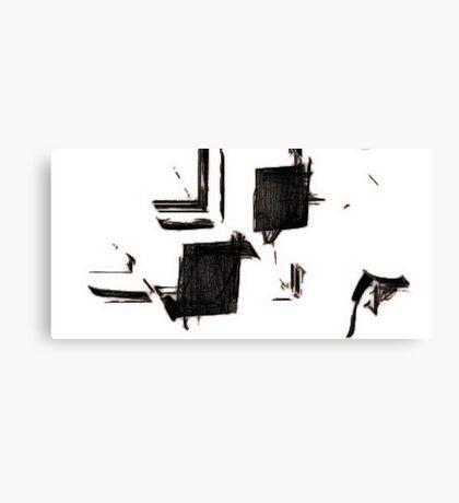 The Caged Bird #1 Canvas Print