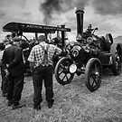 Reliving the Good Olde Days of Steam by Nigel Bryan