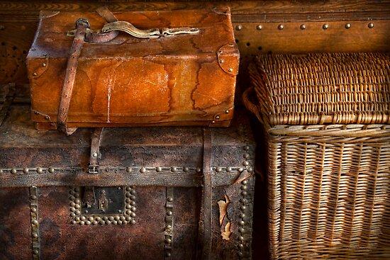 Americana - Emotional baggage  by Mike  Savad
