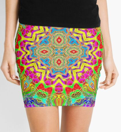 Octoplasm Mini Skirt