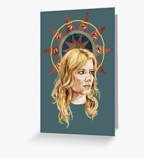 Britta Greeting Card