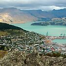 Lyttelton, New Zealand by Dilshara Hill