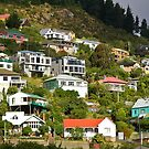 Colourful Lyttelton by Dilshara Hill