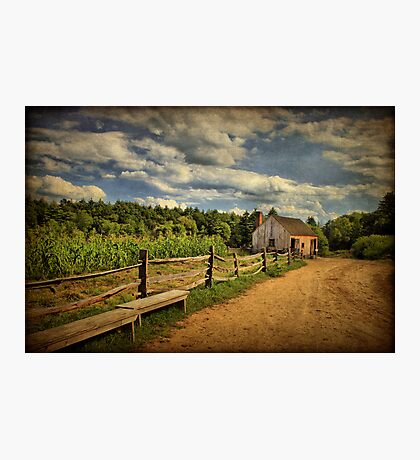Picturesque Countryside  Fotodruck