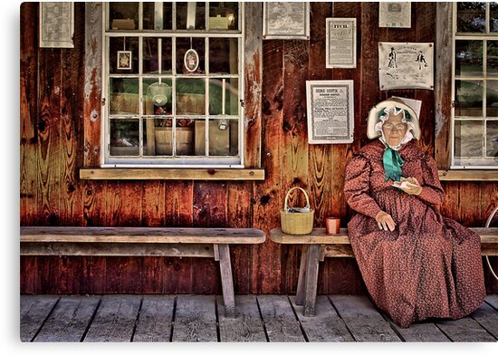 Back in the Days by Evelina Kremsdorf